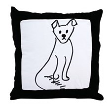 Kiara Throw Pillow