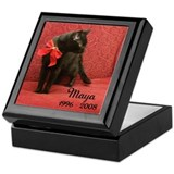 Photo & Name Keepsake Box