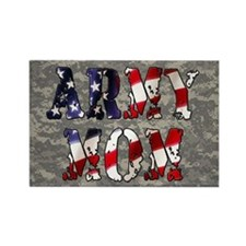 Army Mom Digital Camo Magnet