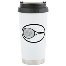 Squash Ceramic Travel Mug