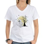 Big Peace Love Twilight Women's Cap Sleeve T-Shirt