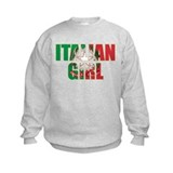 Italian Girl Sweatshirt