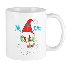 Cute Babys first christmas Mug