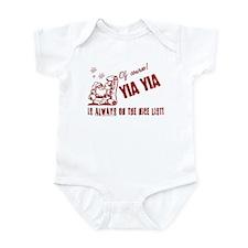 Nice List Yia Yia Infant Bodysuit