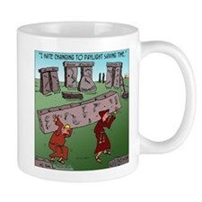Changing TO DST Mug