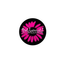 Bridesmaid Mini Button