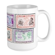 NEW ZEALAND 1840-1940 Ceramic Mugs