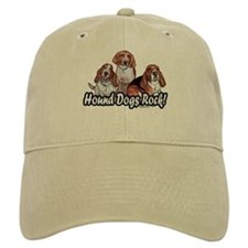 Hound Dogs Rock Baseball Cap