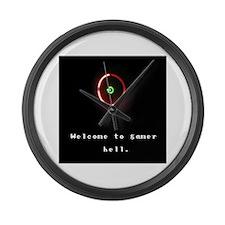 Unique Xbox 360 Large Wall Clock