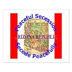 Arizona-1 Small Poster