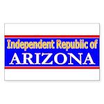 Arizona-2 Rectangle Sticker 10 pk)