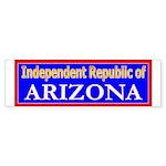 Arizona-2 Bumper Sticker (10 pk)