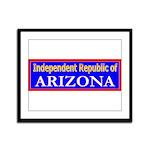 Arizona-2 Framed Panel Print