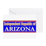 Arizona-2 Greeting Cards (Pk of 10)