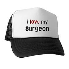 I love my Surgeon Trucker Hat
