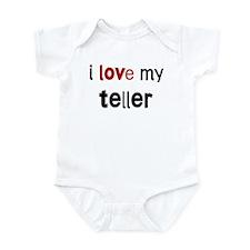 I love my Teller Infant Bodysuit