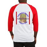 Arizona-3 Baseball Jersey