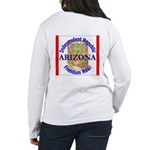Arizona-3 Women's Long Sleeve T-Shirt