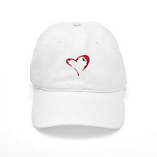 Heart Climber Baseball Cap
