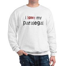 I love my Paralegal Sweatshirt