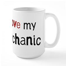 I love my Mechanic Mug