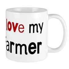 I love my Farmer Mug
