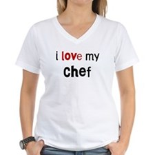 I love my Chef Shirt