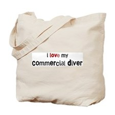 I love my Commercial Diver Tote Bag