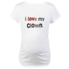 I love my Clown Shirt