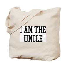 I am the Uncle Tote Bag