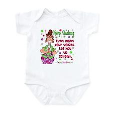 Keep Smiling Infant Bodysuit