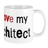 I love my Architect Small Mugs