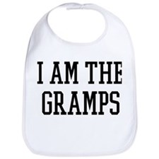 I am the Gramps Bib