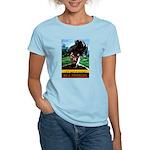 Dreadlock Rasta Art Women's Light T-Shirt