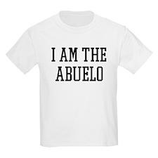 I am the Abuelo T-Shirt