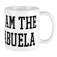 I am the Abuela Mug