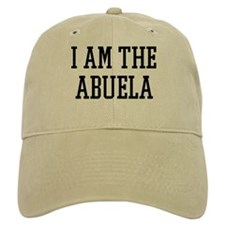 I am the Abuela Baseball Cap