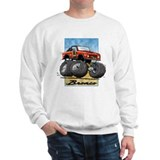 Red Early Bronco Sweatshirt