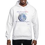Power of Love Hooded Sweatshirt