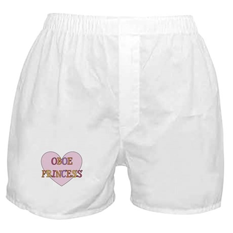 Oboe Gift Boxer Shorts