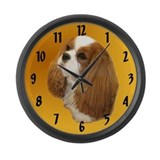 Cavalier Clock Large Wall Clock
