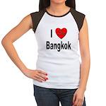 I Love Bangkok Thailand Women's Cap Sleeve T-Shirt