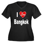 I Love Bangkok Thailand (Front) Women's Plus Size