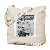 WORKING WOMEN Tote Bag