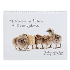 Chinese Silkie & Showgirl Calendar