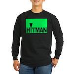 The Hitman Long Sleeve Dark T-Shirt