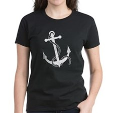 Rockabilly Tattoo Anchor Tee
