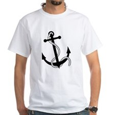 Rockabilly Tattoo Anchor Shirt