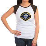 Lake Arrowhead FD Women's Cap Sleeve T-Shirt