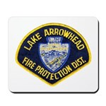 Lake Arrowhead FD Mousepad